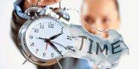 Сколько времени надо, чтобы быть здоровым