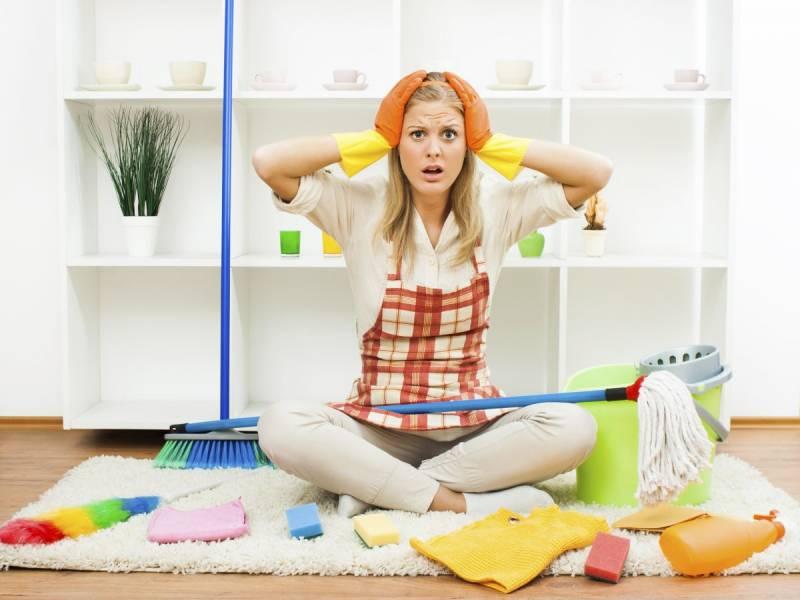 Эко уборка дома, квартиры