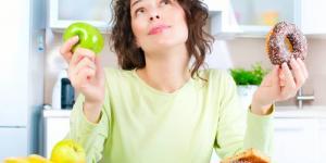 Правильное питание, похудение и диета